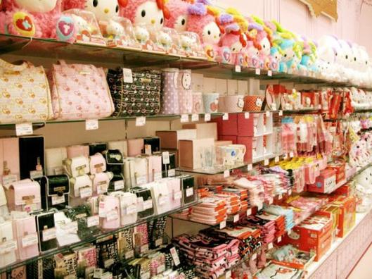 Hello Kitty's Kawaii Paradise!