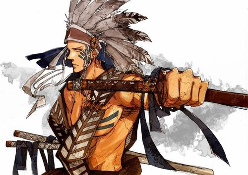 『 Zoro, une légende Indienne』