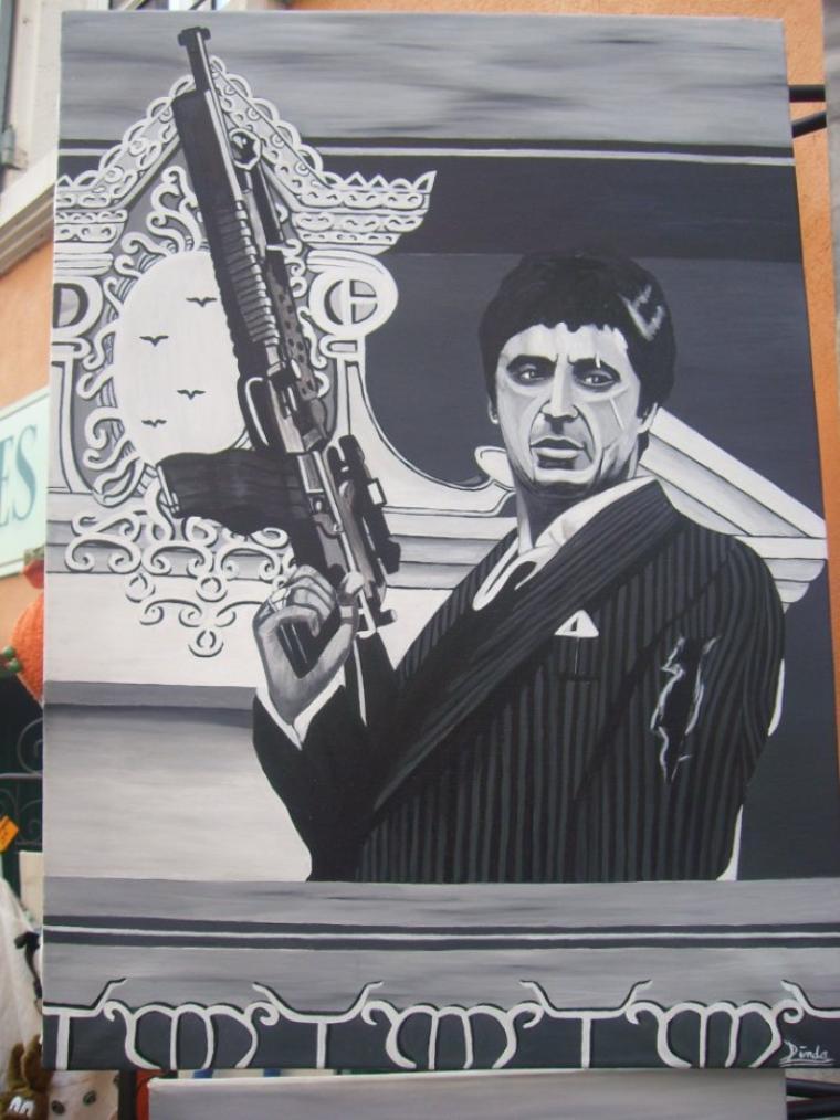 """Al Pacino """" charité ordonnée commence par soi-même !! """" By linda Tatatron !!!!!!"""