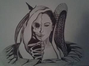 mi-ange/mi-démon création  By linda Tatatron !! <3.........................