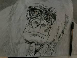 création by Linda Tatatron..!!!!!.....2018.crayon!!!