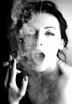 Dieu est un fumeur de havane.