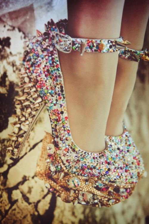 Diamonds Shoes