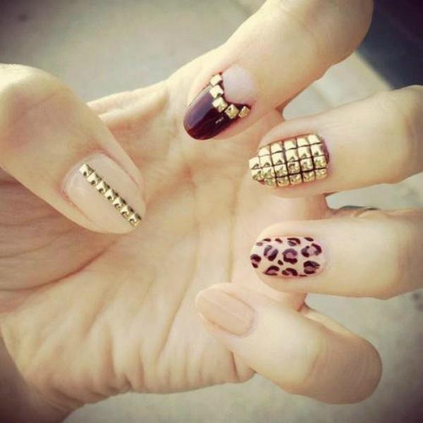 Nails Art .