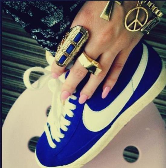 Nike Blazer Vintage .