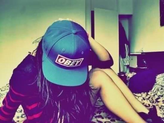 Snapback OBEY .♥