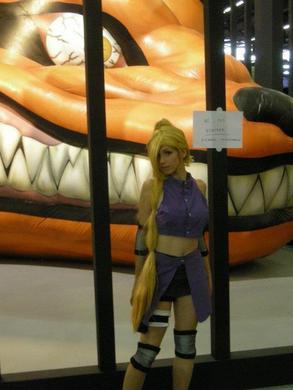 Japan expo 2012 - les 4 jours