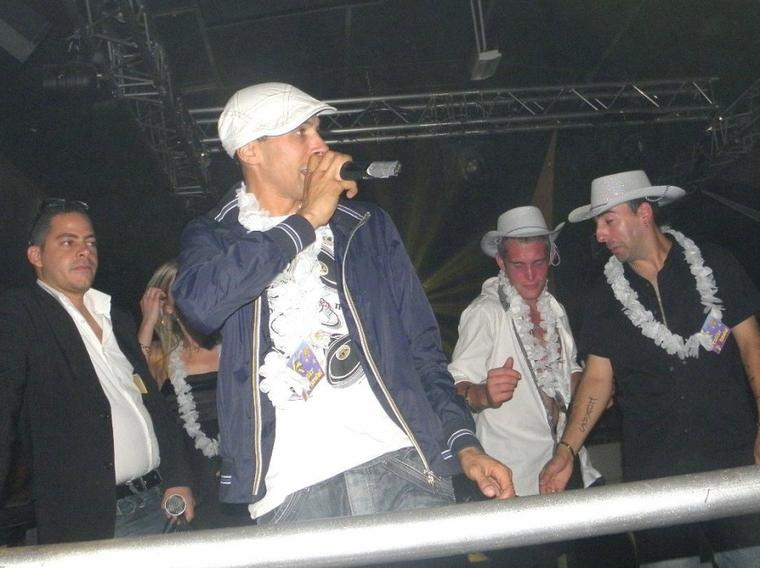 Les Tribal King et Papa London en concert au Shooter Club