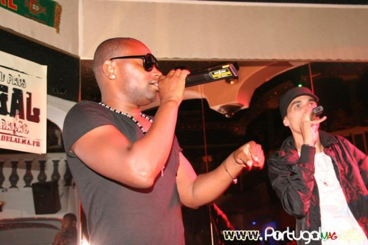 Papa London et Manyone en Concert au Lusonight