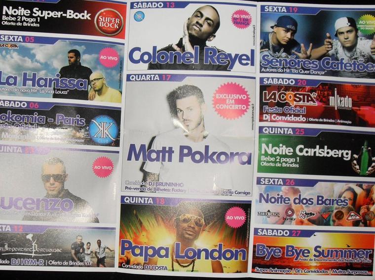 Papa London en Concert au QUINTA 18