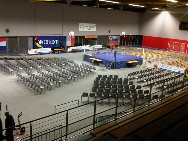 Championnats du Monde de Boxe Savate  2011