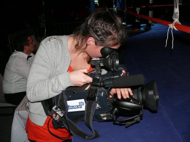 Championnats du Monde de Boxe Savate 2011.