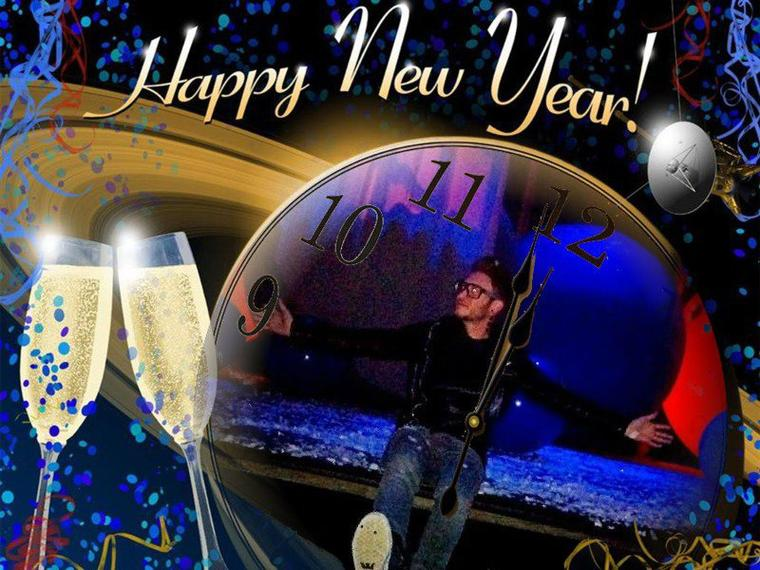 Bonne année Nony