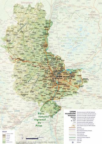 Liste des articles sur le Rhône