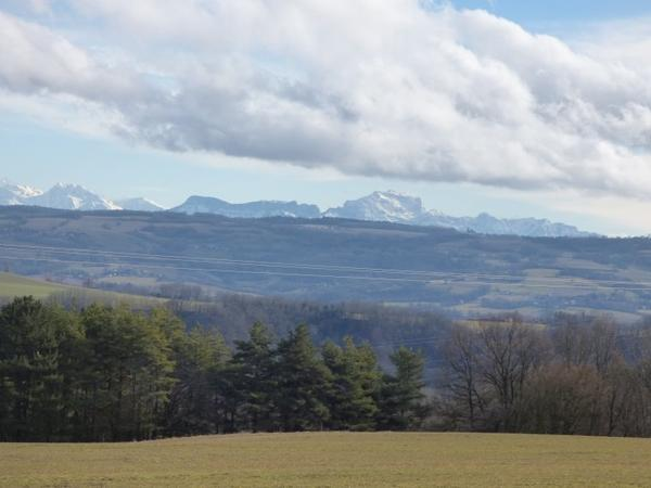 Plateau du retord, Février 2017