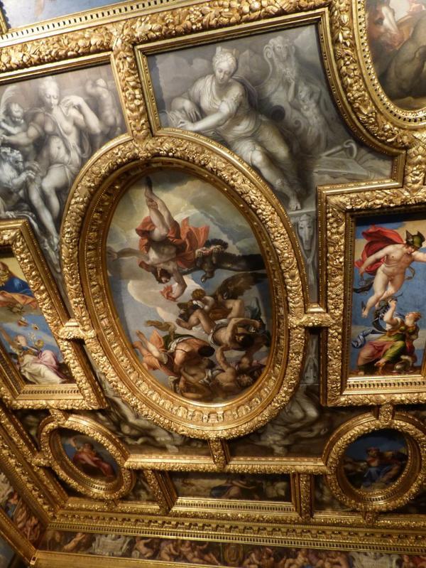 Venise, Novembre 2016 : Palais des doges