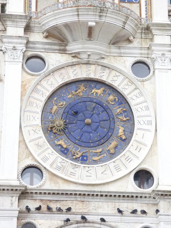 Venise, Novembre 2016 : Place St marc