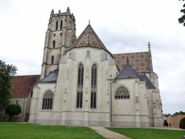 Monastère Royal de Brou, Mai 2017