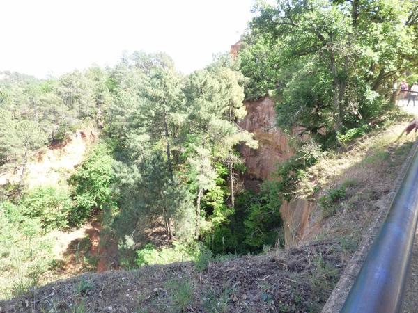 Sentier des ocre de Roussillon