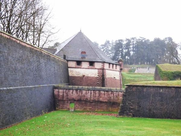 Citadelle de Belfort , Mars 2017