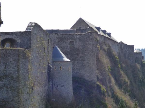 Balade en Belgique, mars 2017 : Bouillon
