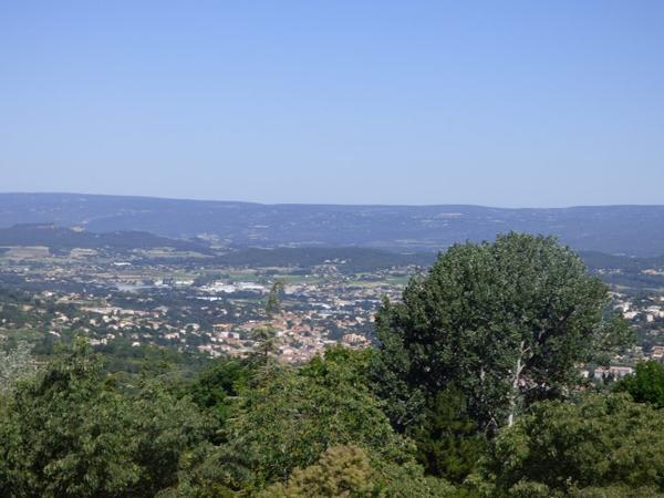 Village de Saignon, juin  2017