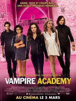 Vampire Académy [Adaptation cinématorgraphique]