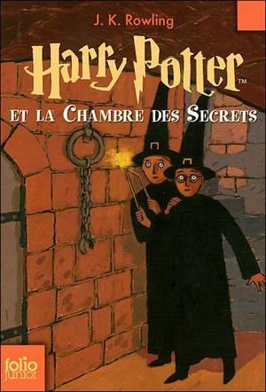 Harry Potter et la Chambre des Secrets [J.K Rowling]