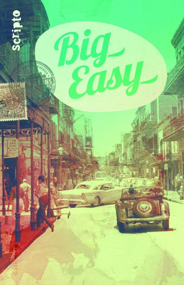 Big Easy [Ruta Sepetys]