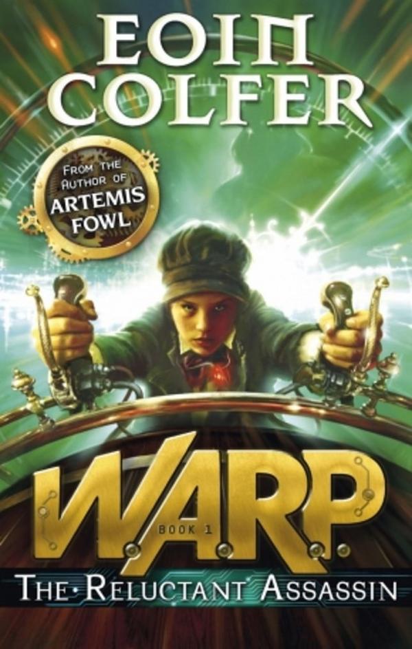 W.A.R.P, l'assassin malgré lui [Eoin Colfer]