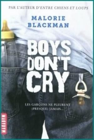 Boys don't cry de Malorie Blackman