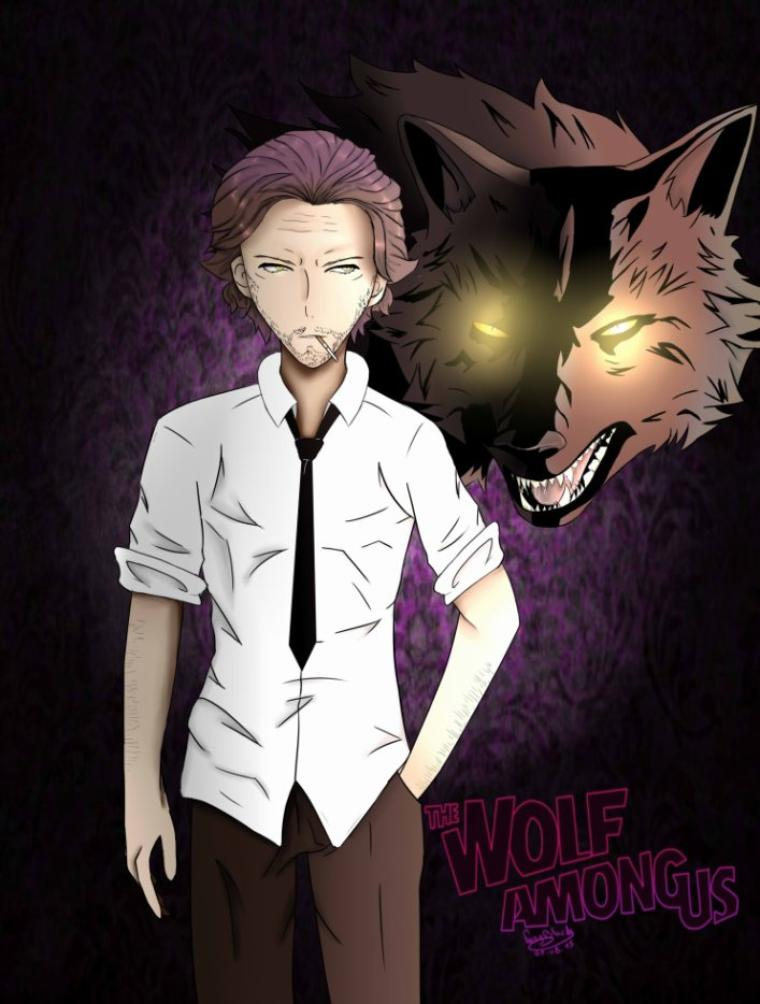 The wolf among us [+SPEED PAINT]