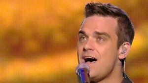 Robbie Williams invité de danse avec les stars.