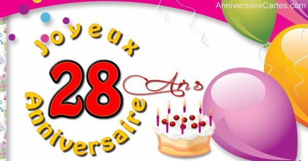 BIBOU0000  fête ses 28 ans demain, pense à lui offrir un cadeau.Aujourd'hui à 10:10