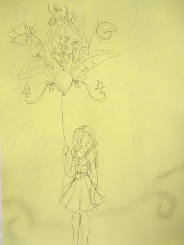 Aoko, une danseuse, Tori, et Boucle-d'Or