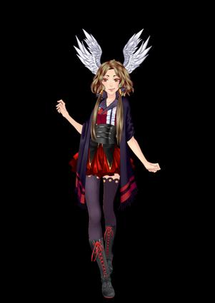 Eldarya -Dessine une tenue pour t VDD, chouette concept :D !