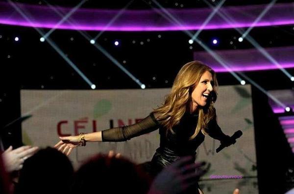 """Céline Dion et Grand corps malade dans """"C à vous"""" mercredi (avec live)."""