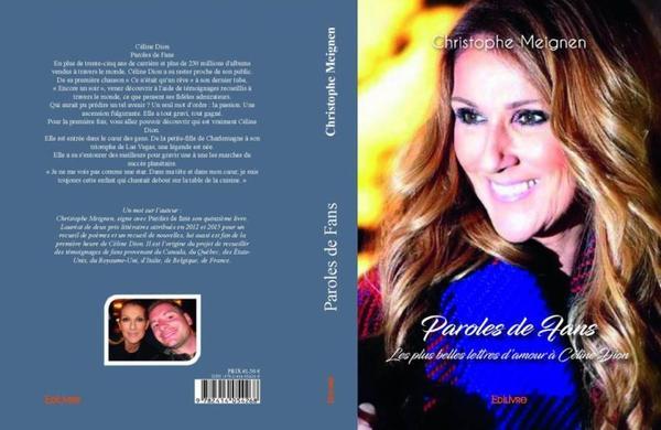 Séance de dédicace pour le nouveau livre sur Céline qu a réaliser Christophe Meignen, avec la participations de nombreux fans dans le monde dont moi :p  La sorti du livre est imminente... J'ai trop hâte !