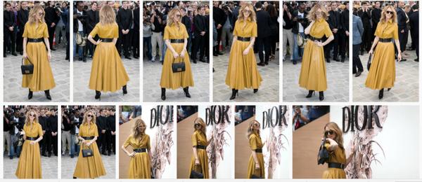 Céline Dion : elle passe en mode diva pour le défilé Dior !