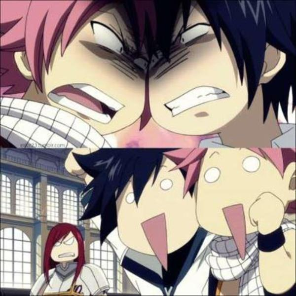 Openings de Fairy tail ! + thème de fairy tail + GIF LOL