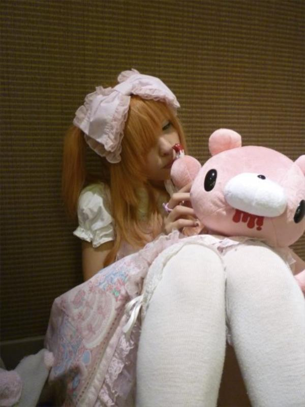 Kawaii Peluche Lolita (Baby the star shine bright)