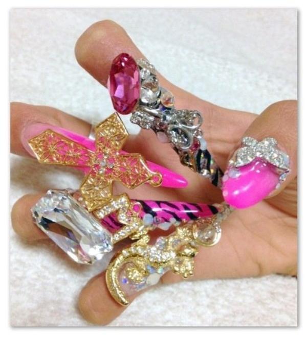 Nail Art Japonais