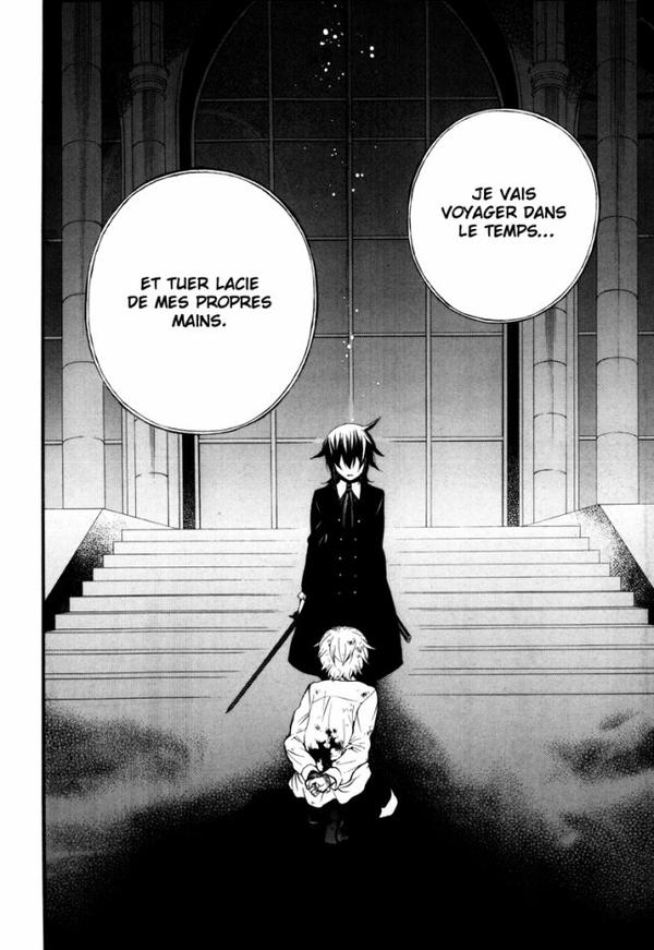 Quelques pages de .....  attention.... Pandora Hearts !
