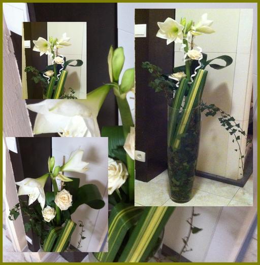 purete - composition florale