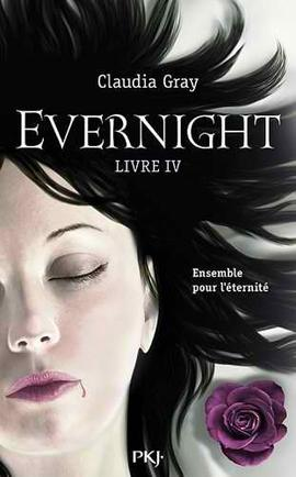 Evernight t4: Couverture française et couverture anglaise