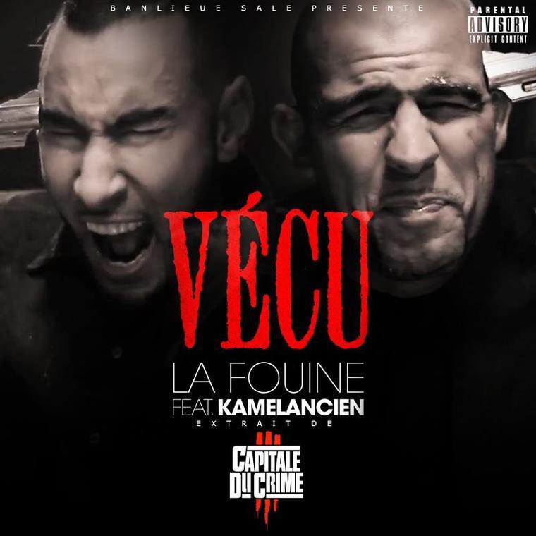 Capitale du crime 3 / La Fouine Feat Kamélancien -_- Vécu (2012)