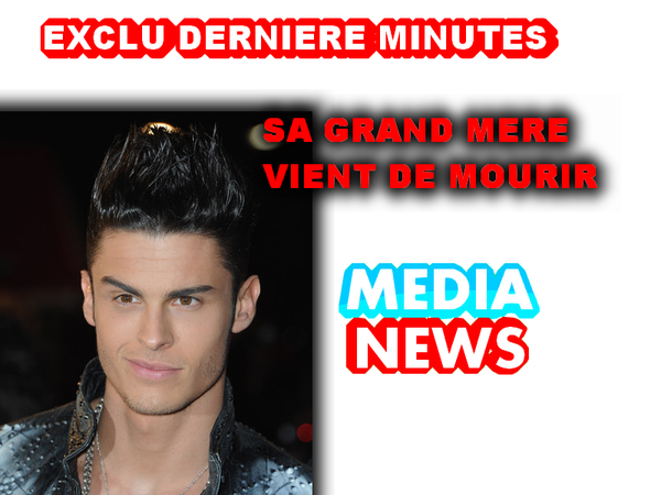 EXCLU MEDIANEWS: La grand mère de Baptiste Giabiconi est morte