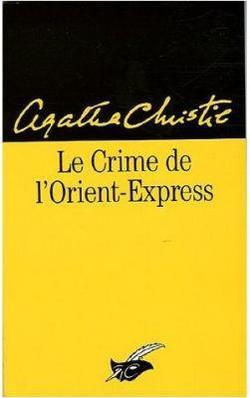 Le Crime de l'Orient-Express Agatha Christie