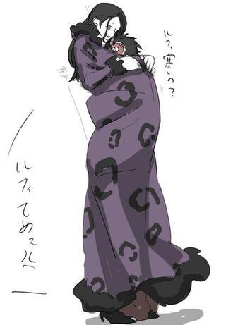 (Personnellement) One Piece , Surnaturel !