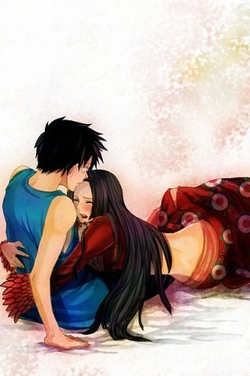 Top 8 Couples Favoris des Fans : Monkey D Luffy